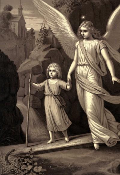 stampa angelo e pericolo serpente